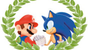 Mario und Sonic Nintendo Wii