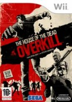 House of the Dead Overkill Nintendo Wii