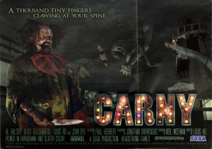 The House of the Dead Chapter Carny Carneval
