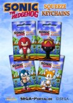 Sonic Squeeze KeyChains