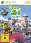 Planet 51 Xbox 360 Cover