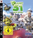 Planet 51 Playstation 3 Cover