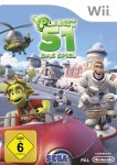 Planet 51 Nintendo Wii Cover