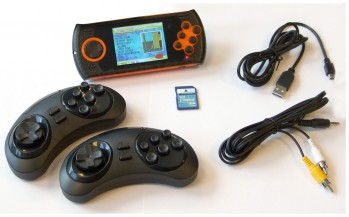 Mega Drive Portable Deluxe Set