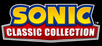 Sonic Classic Collection Logo Nintendo DS