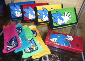 Mad Catz Sonic the Hedgehog Accessory