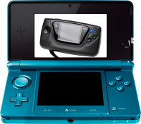 Nintendo 3DS Game Gear eShop