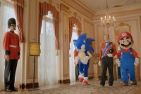 Mario Sonic TV Ad Commercial