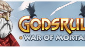 Godsrule: War of Mortals Logo