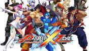 Project X Zone Artwork