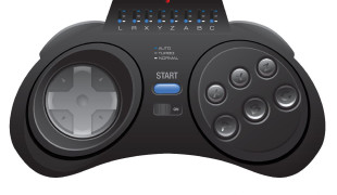 Retro-Bit Mega Drive Controller
