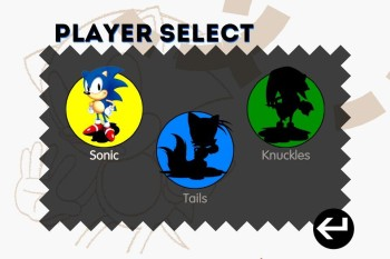 Sonic Android playable Characters