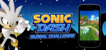 Sonic Dash Silver the Hedgehog