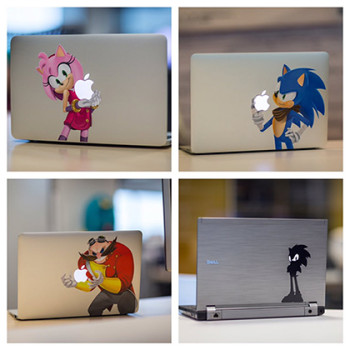 Sonic Decals Mini