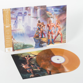 golden axe ost print