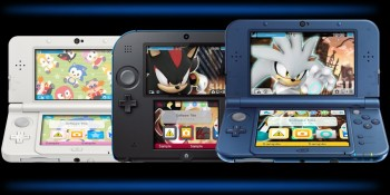 sonic 3ds theme