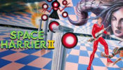 Space Harrier 2 Teaser