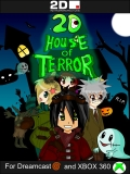 2D House of Terror Cover