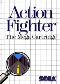Action Fighter Cover