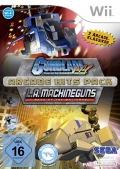Gunblade NY and LA Machineguns Arcade Hits Pack Cover
