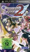 Phantasy Star Portable 2 Cover