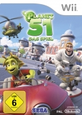 Planet 51 Cover