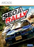 SEGA Rally Online Arcade Cover