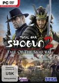 Total War: Shogun 2 - Fall of the Samurai Cover