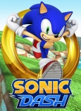 Sonic Dash Cover