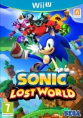 Sonic Lost World Wii U Cover