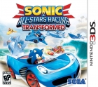 Sonic & All-Stars Racing Transformed Cover