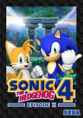 Sonic the Hedgehog 4: Episode 2 Cover