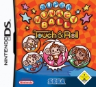 Super Monkey Ball Touch & Roll Cover