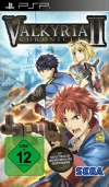 Valkyria Chronicles II Cover