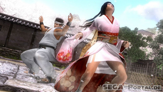 Virtua Fighter Akira in Aktion bei Dead or Alive 5