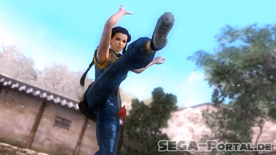 Pai Chan in Dead Or Alive 5