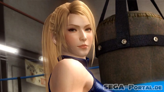 Sarah Bryant - Virtua Fighter in Dead or Alive
